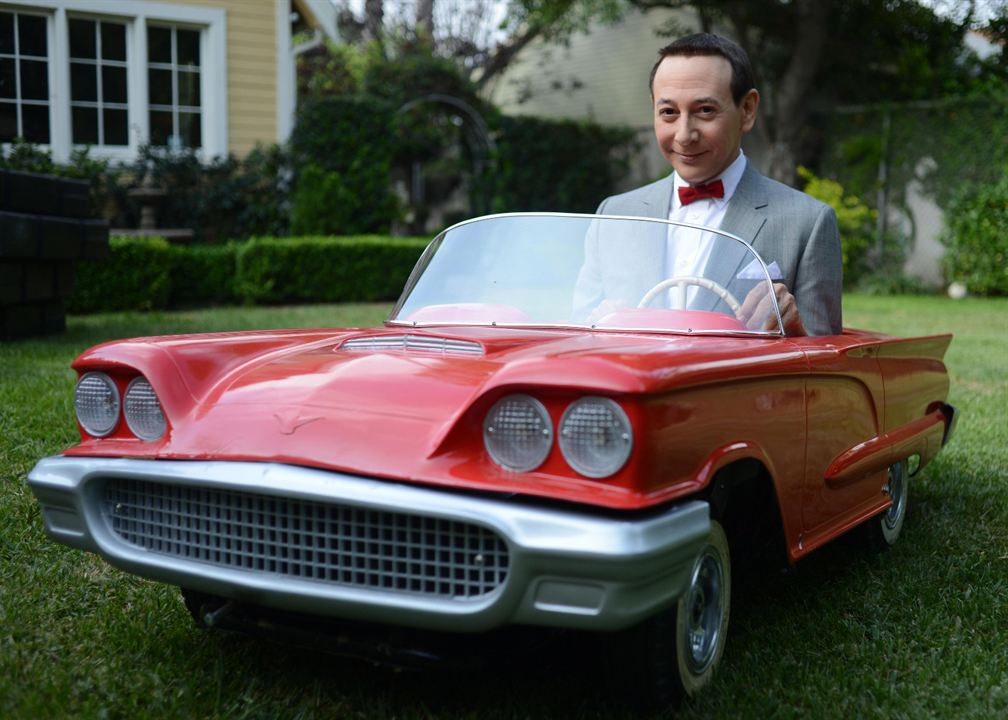 Pee-wee's Big Holiday : Photo