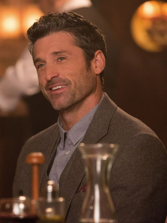 Bridget Jones Baby : Photo Patrick Dempsey