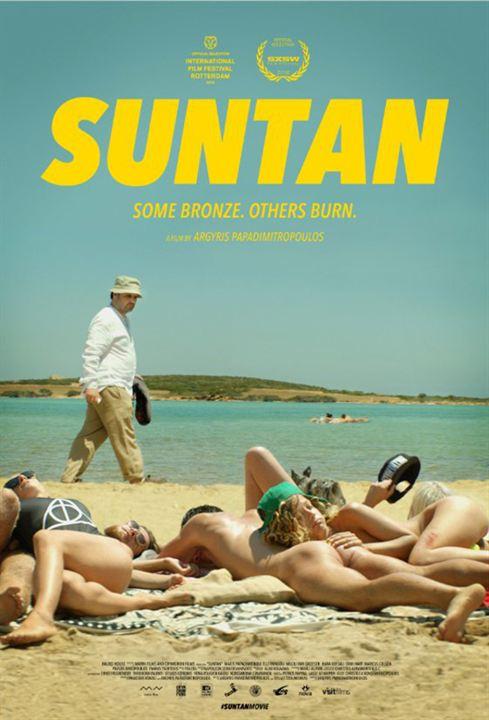 Suntan : Affiche