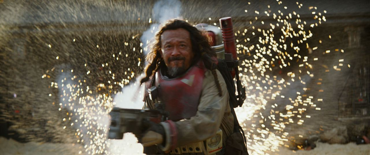 Rogue One: A Star Wars Story : Photo Jiang Wen