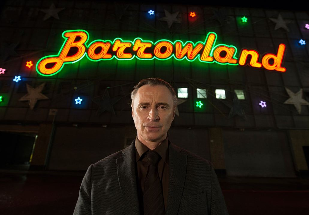 The Legend of Barney Thomson : Photo Robert Carlyle