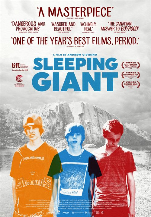 Sleeping Giant : Affiche