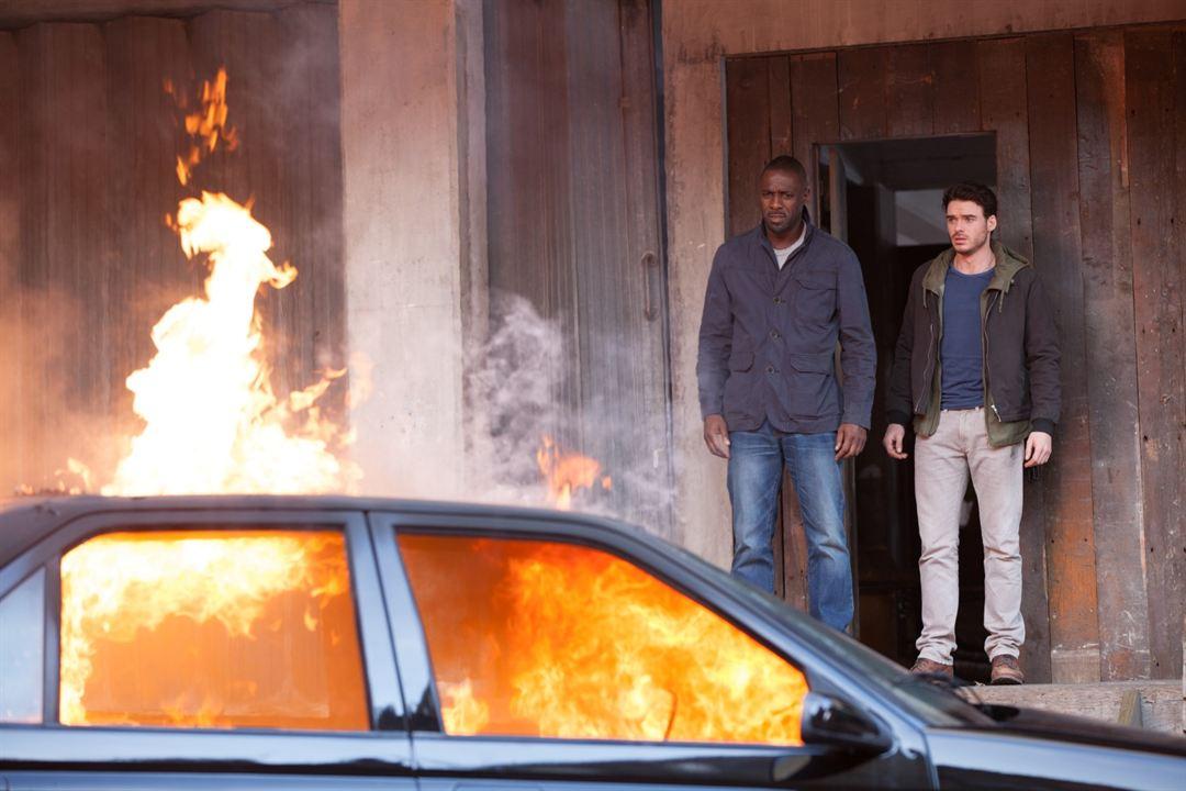 Bastille Day : Photo Idris Elba, Richard Madden
