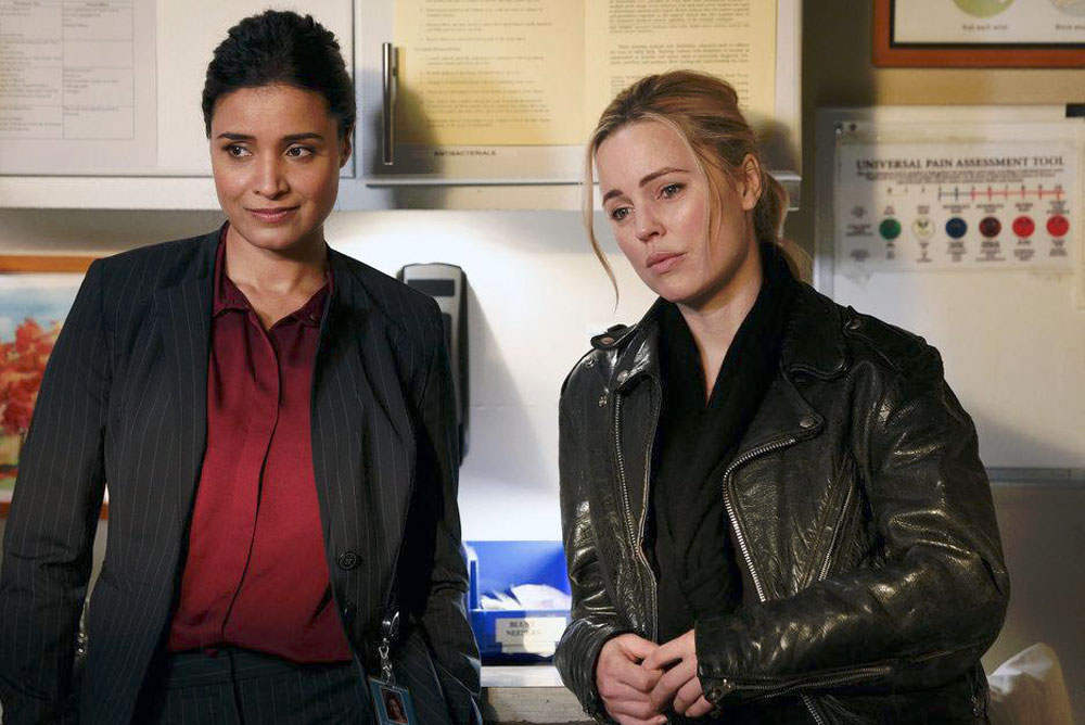 Photo Melissa George, Shelley Conn
