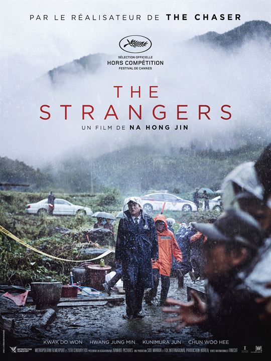 The Strangers : Affiche