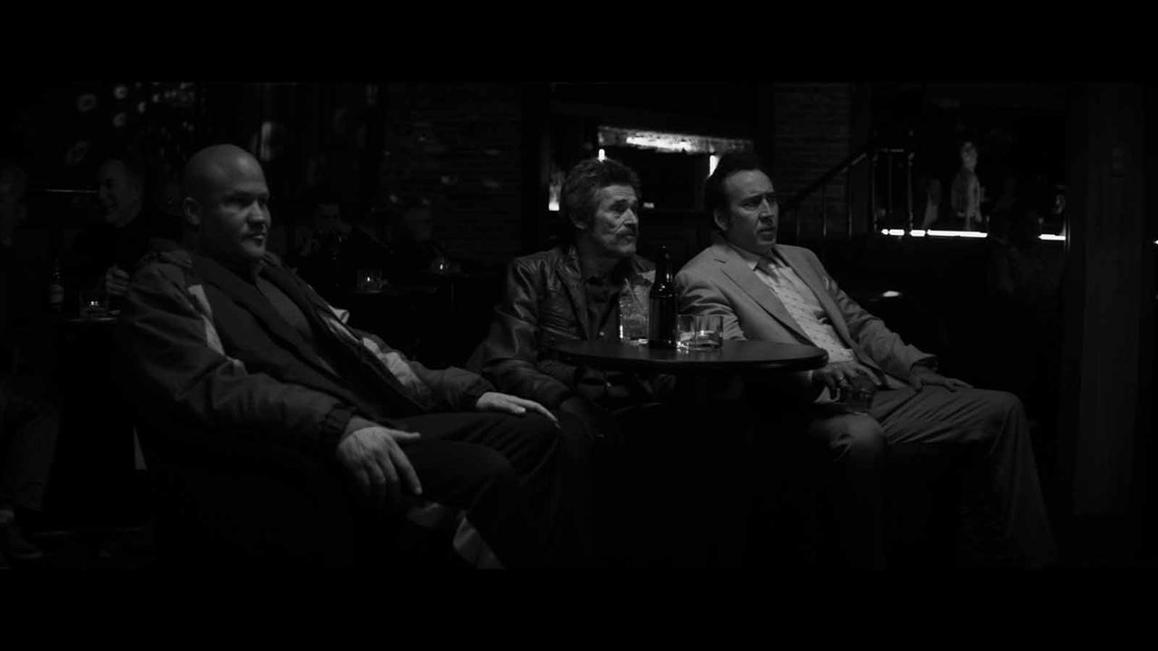 Dog Eat Dog : Photo Christopher Matthew Cook, Nicolas Cage, Willem Dafoe
