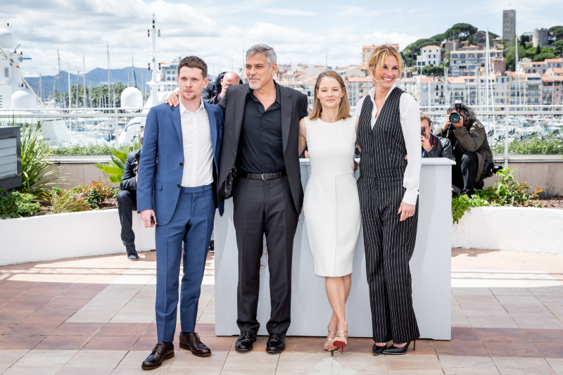 Money Monster : Photo promotionnelle George Clooney, Jack O'Connell, Jodie Foster, Julia Roberts