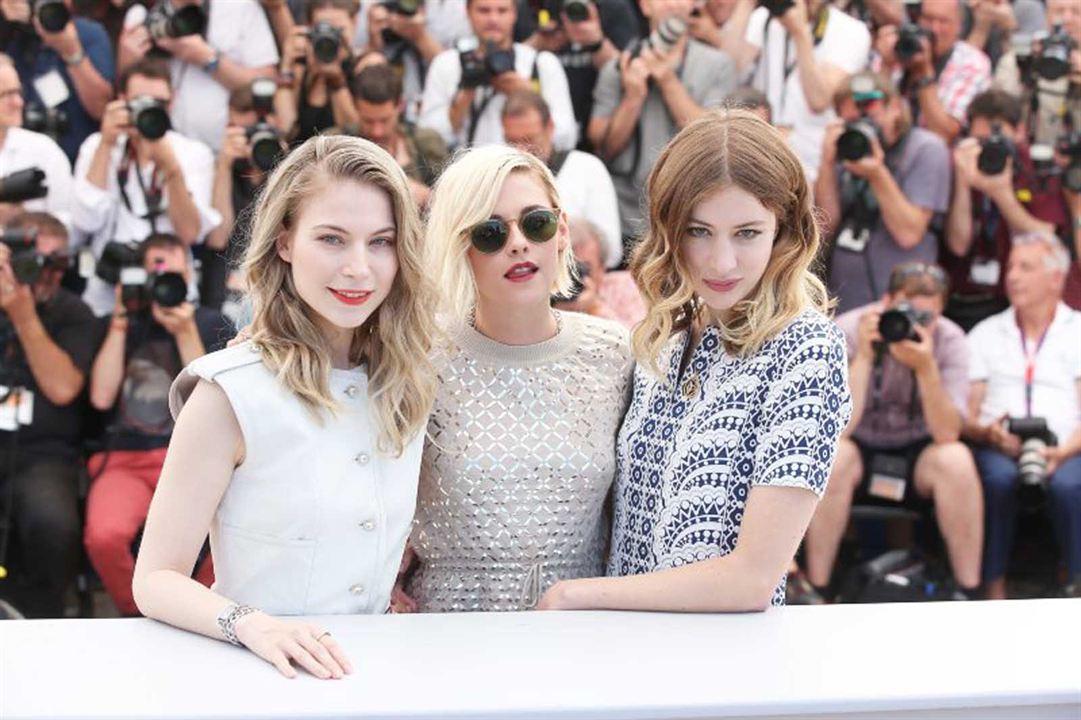 Personal Shopper : Photo promotionnelle Kristen Stewart, Nora von Waldstätten, Sigrid Bouaziz