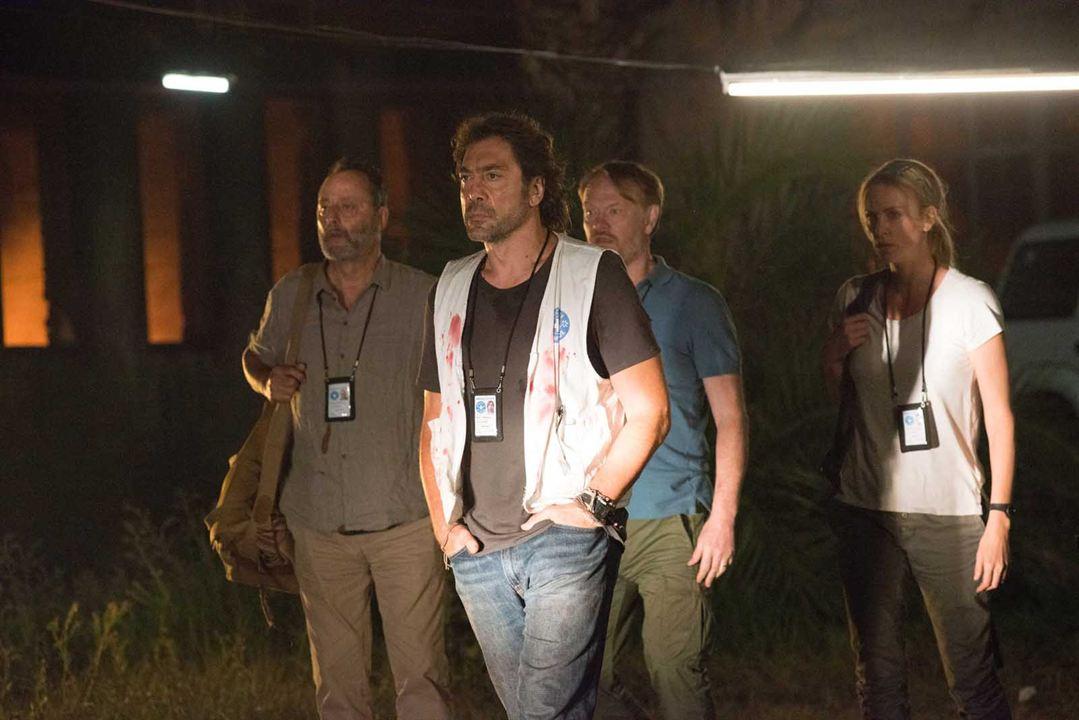 The Last Face : Photo Charlize Theron, Jared Harris, Javier Bardem, Jean Reno