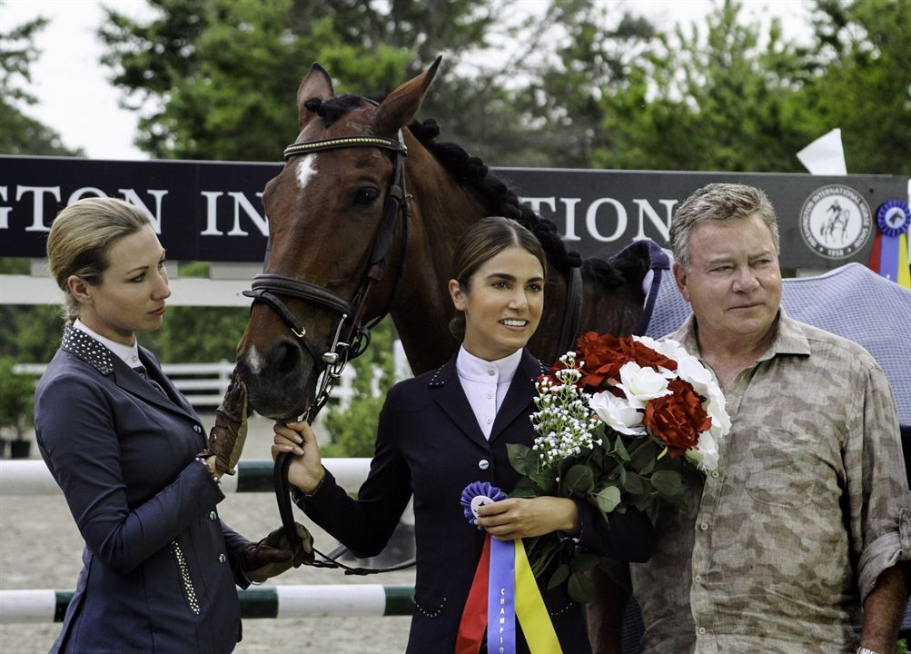 A Sunday Horse : Photo Nikki Reed, William Shatner