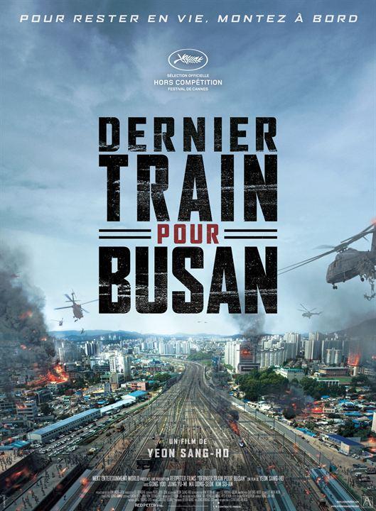 Dernier train pour Busan : Affiche