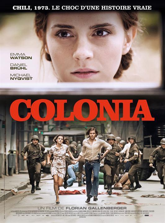 Colonia : Affiche