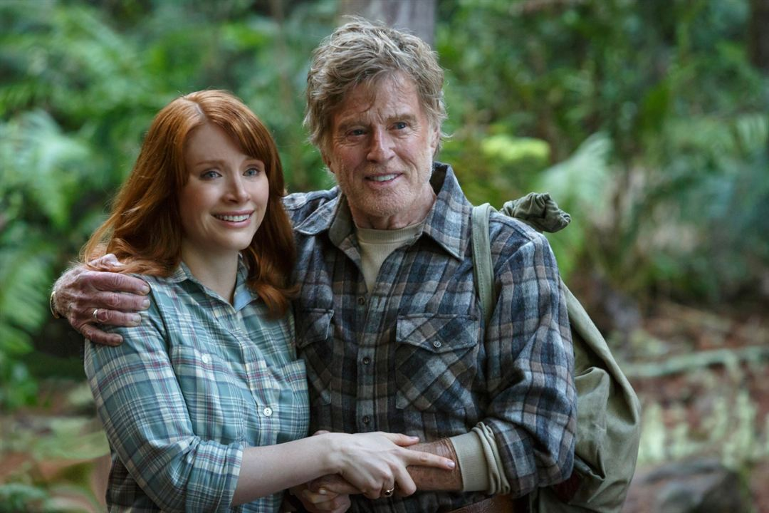 Peter et Elliott le dragon : Photo Bryce Dallas Howard, Robert Redford