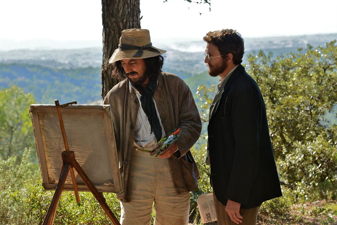 Cézanne et moi : Photo Guillaume Canet, Guillaume Gallienne