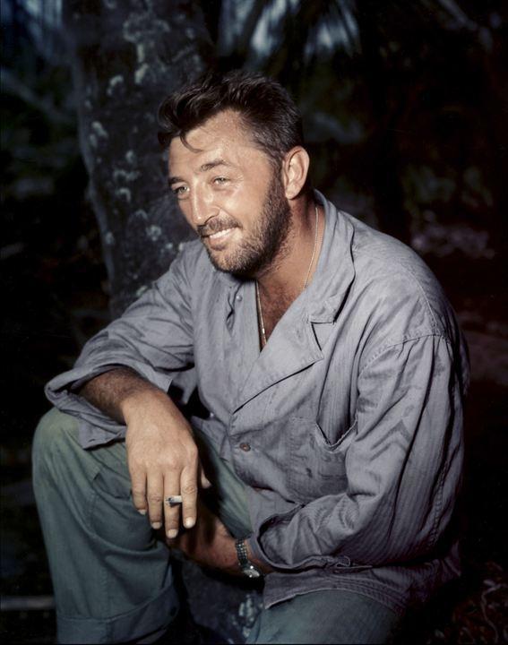 Dieu seul le sait : Photo Robert Mitchum