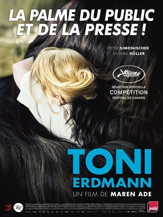 Toni Erdmann : Affiche