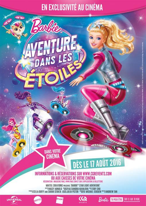 Barbie - Aventure dans les étoiles : Affiche