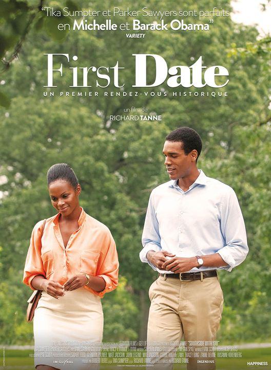 First date : Affiche