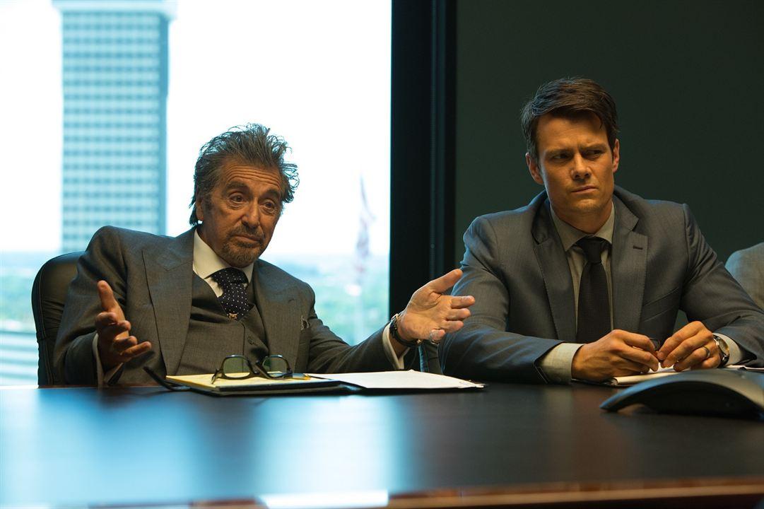 Manipulations : Photo Al Pacino, Josh Duhamel