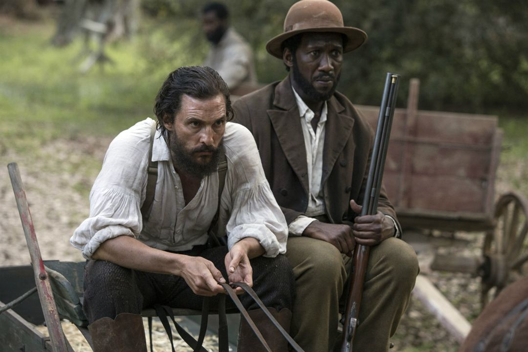 Free State Of Jones -  Matthew McConaughey & Mahershala Ali