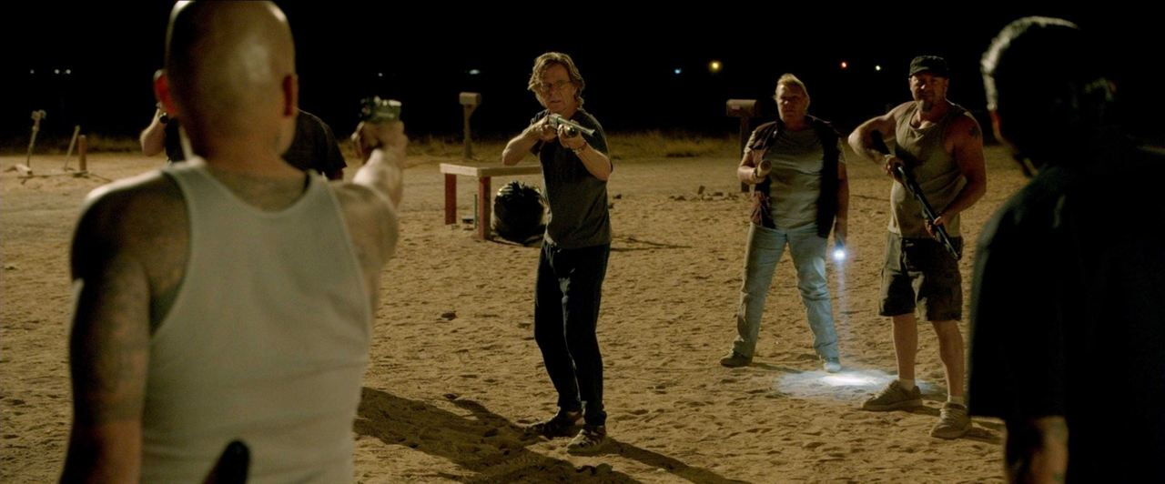 Blood Father : Photo William H. Macy