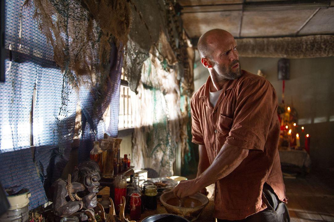 Mechanic Résurrection : Photo Jason Statham