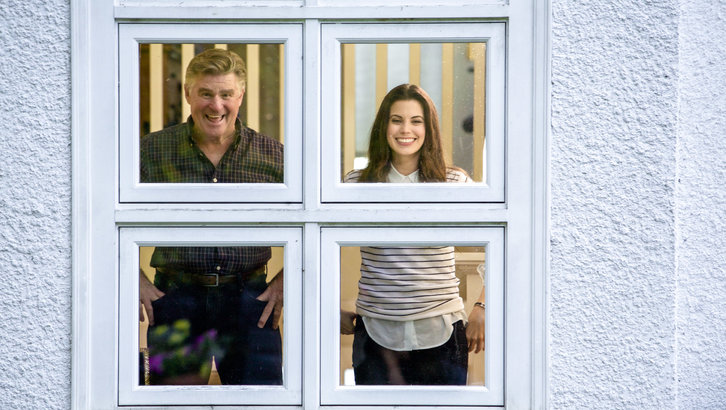 Photo Meghan Ory, Treat Williams