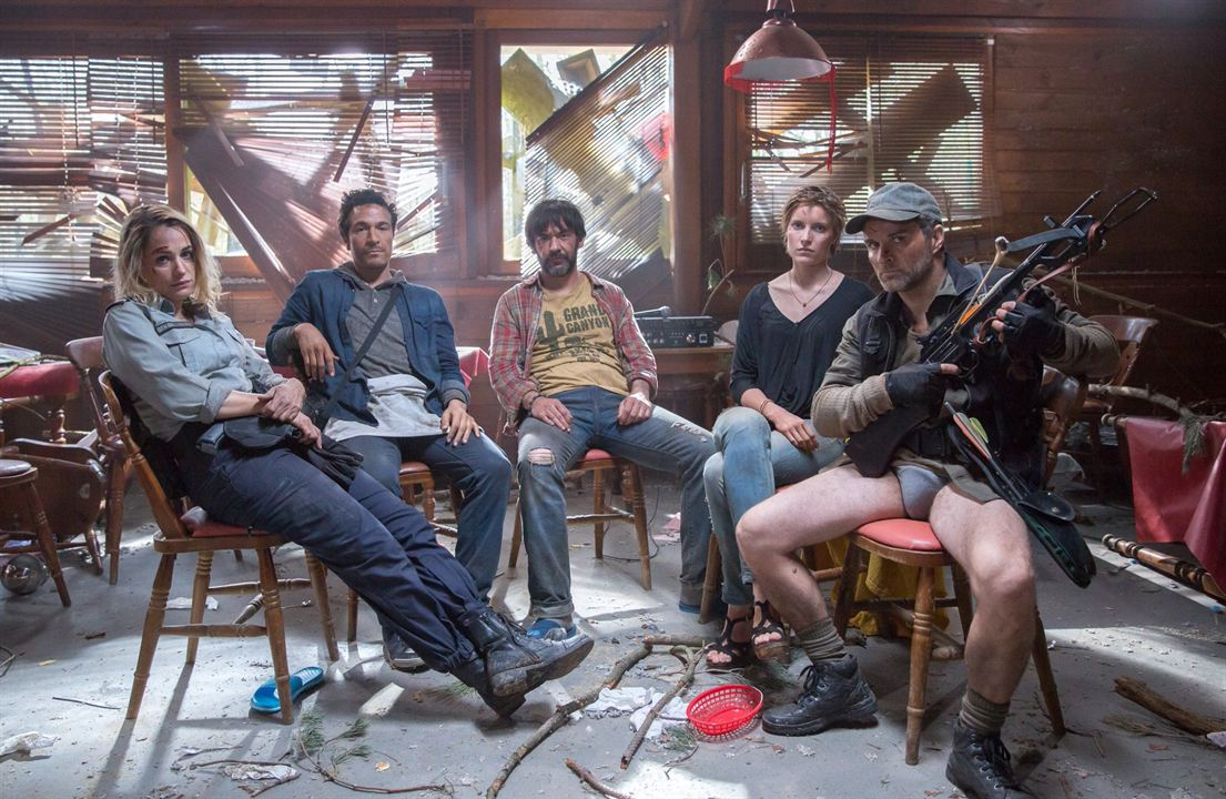 Photo Adrianna Gradziel, Julie Farenc-Deramond, Thomas VDB, Yacine Belhousse