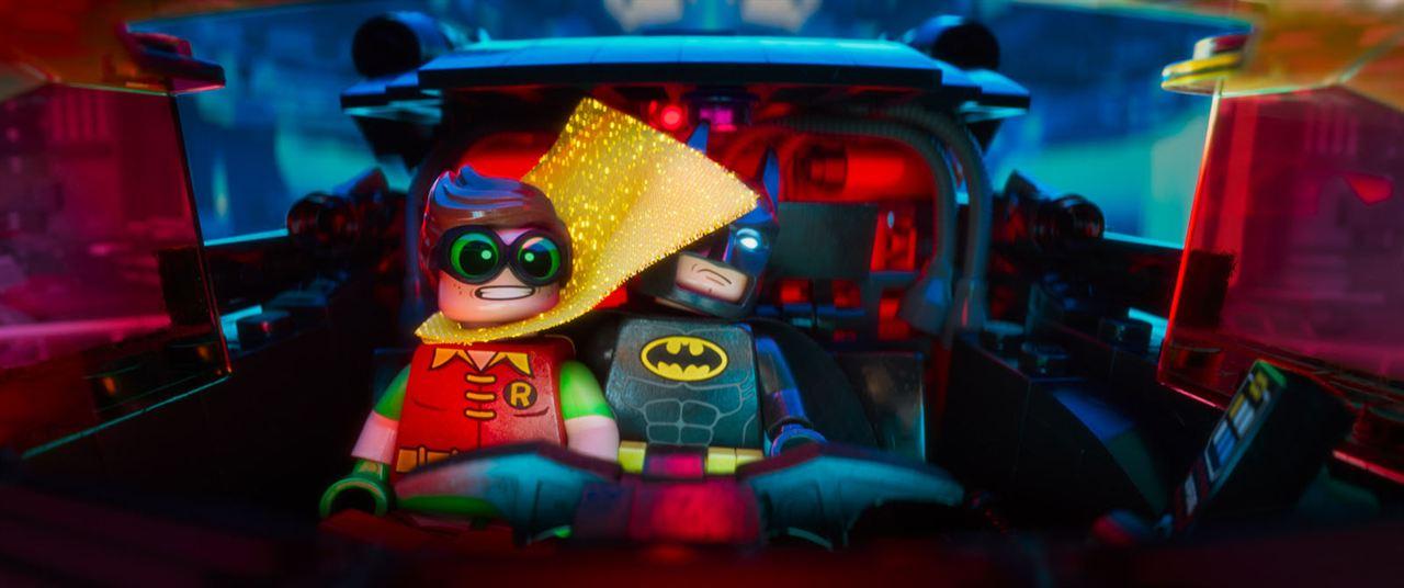Lego Batman, Le Film : Photo