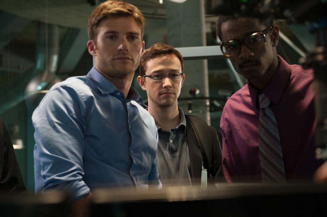 Snowden : Photo Joseph Gordon-Levitt, Scott Eastwood