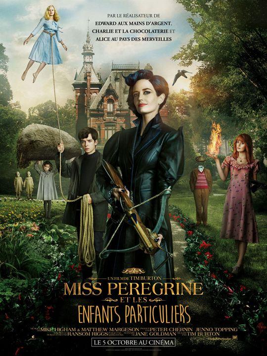 Miss Peregrine et les enfants particuliers en Truefrench