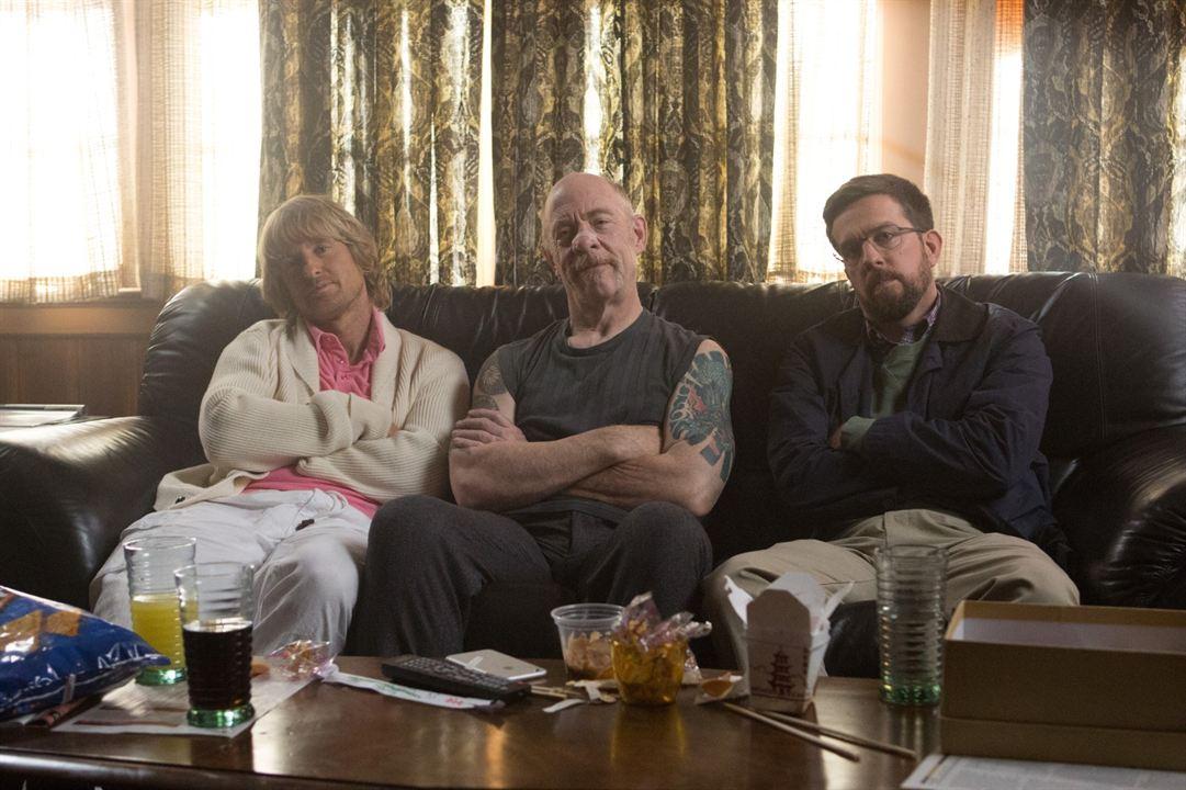 Father Figures : Photo Ed Helms, J.K. Simmons, Owen Wilson