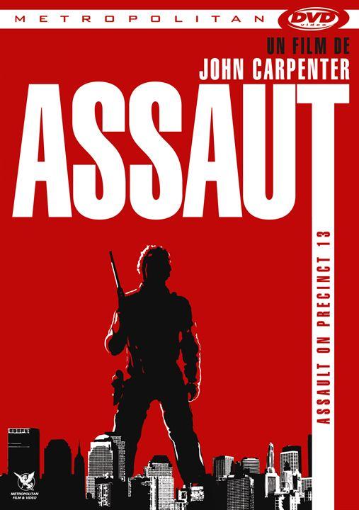 Assaut : Affiche