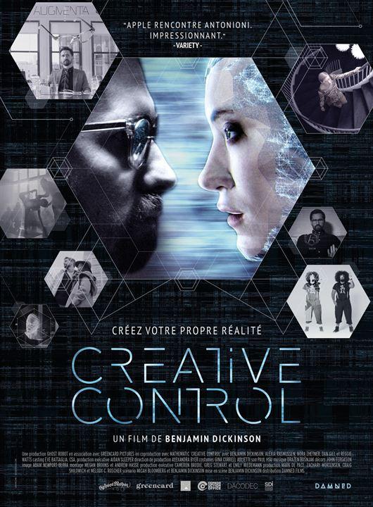 Creative Control : Affiche