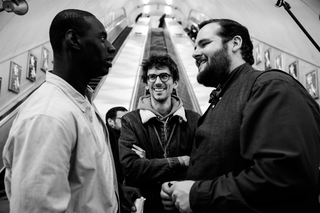 Demain Tout Commence : Photo Antoine Bertrand, Hugo Gélin, Omar Sy