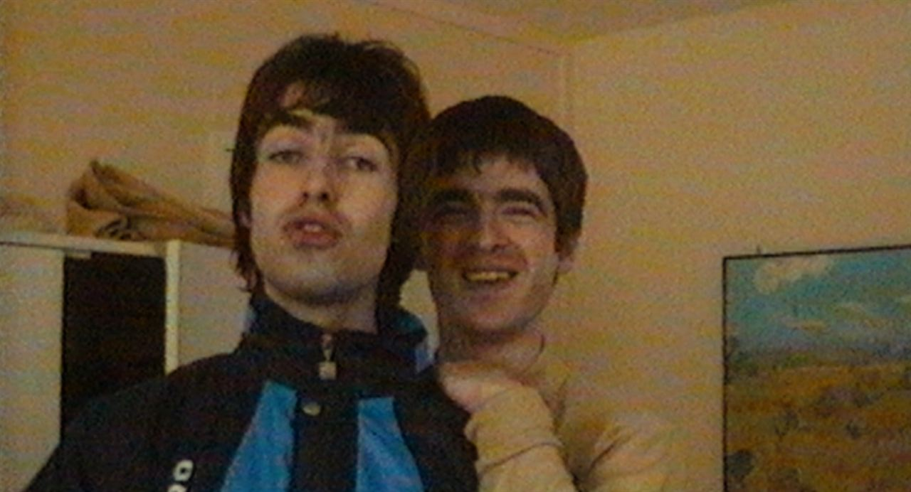 Supersonic - The Oasis Documentary : Photo Liam Gallagher, Noël Gallagher