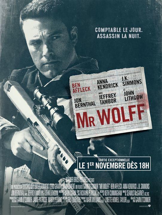 Mr Wolff : Affiche