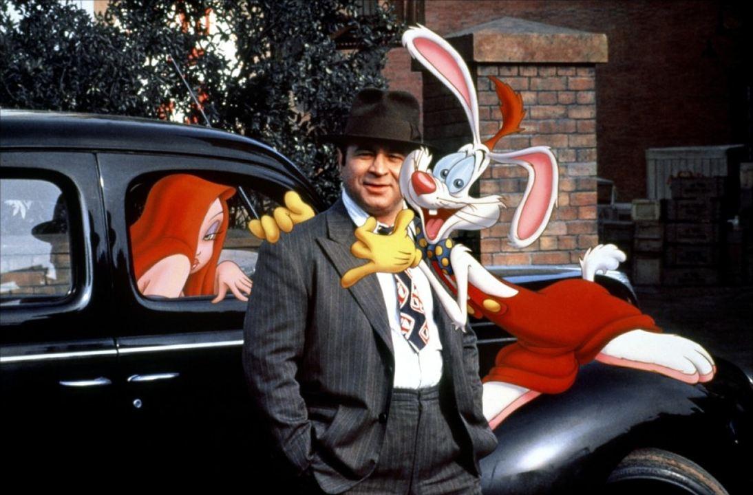 Qui veut la peau de Roger Rabbit ? : Photo Bob Hoskins