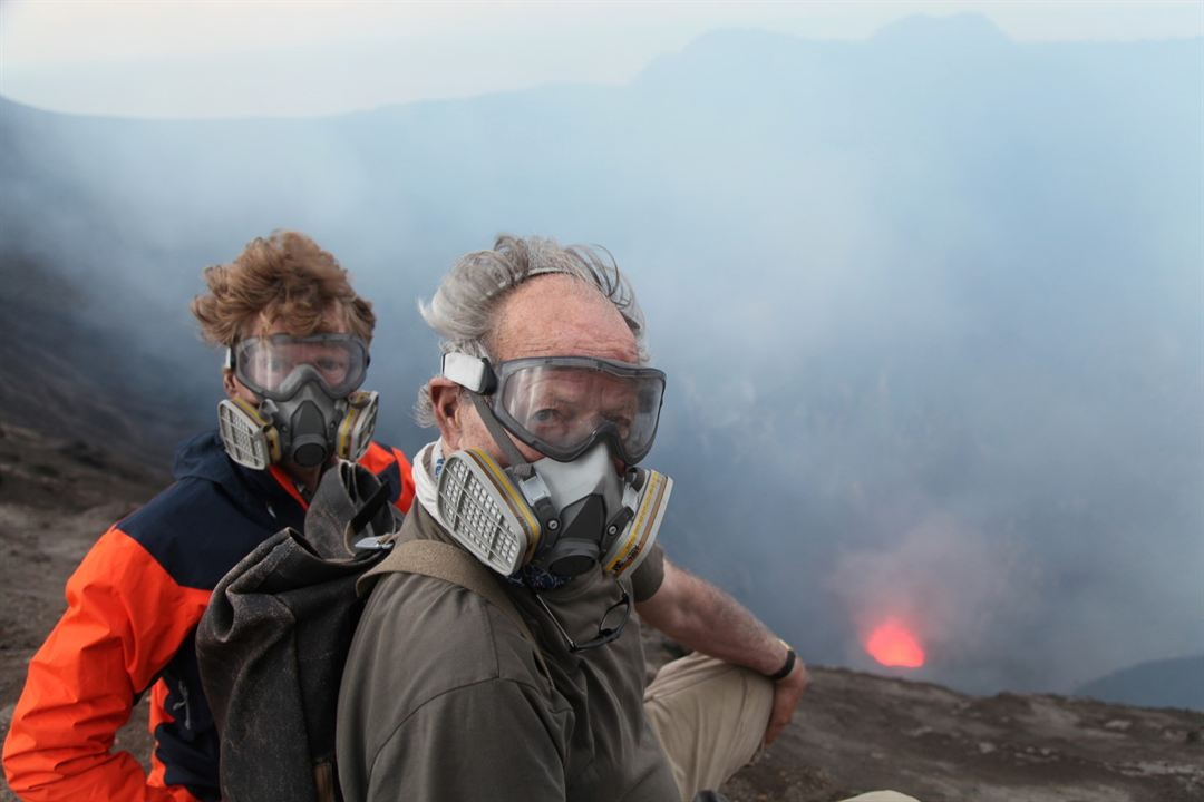 Into The Inferno : Photo Clive Oppenheimer, Werner Herzog