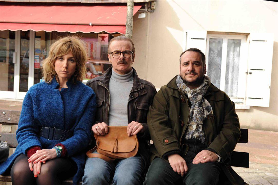 Les Têtes de l'emploi : Photo Elsa Zylberstein, Franck Dubosc, François-Xavier Demaison