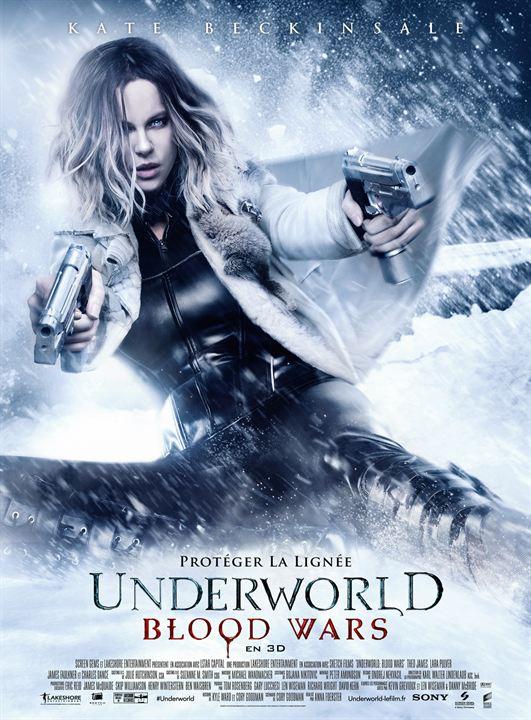 Underworld: Blood Wars : Affiche