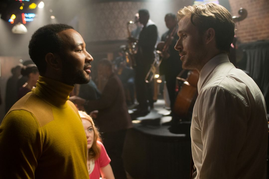 La La Land : Photo John Legend, Ryan Gosling