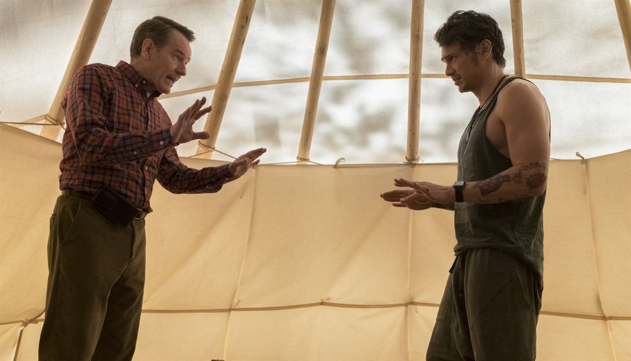 The Boyfriend - Pourquoi lui ? : Photo Bryan Cranston, James Franco