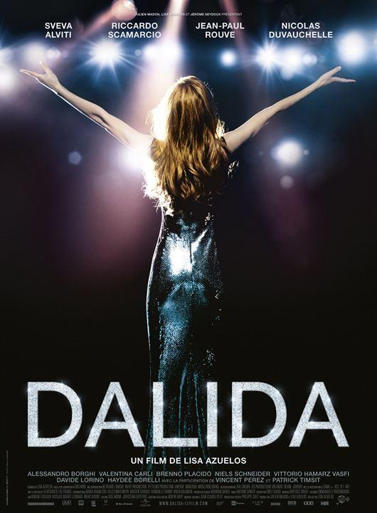 Dalida : Affiche