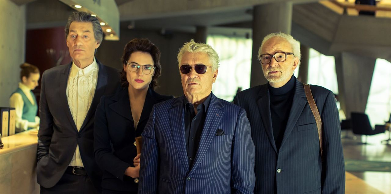 Photo Antje Traue, Henry Hübchen, Michael Gwisdek, Winfried Glatzeder