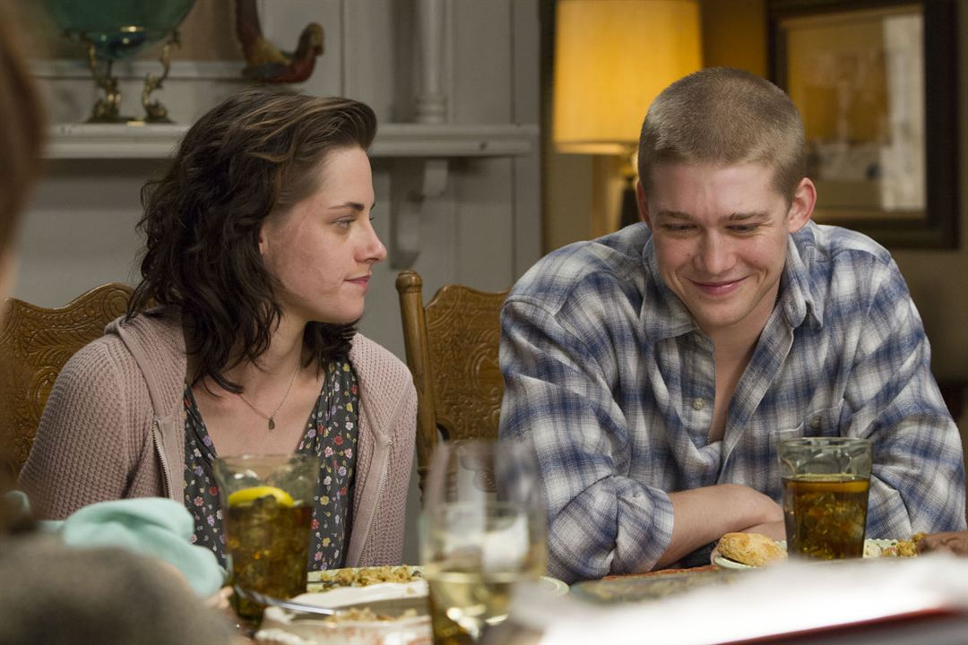 Un jour dans la vie de Billy Lynn : Photo Joe Alwyn, Kristen Stewart