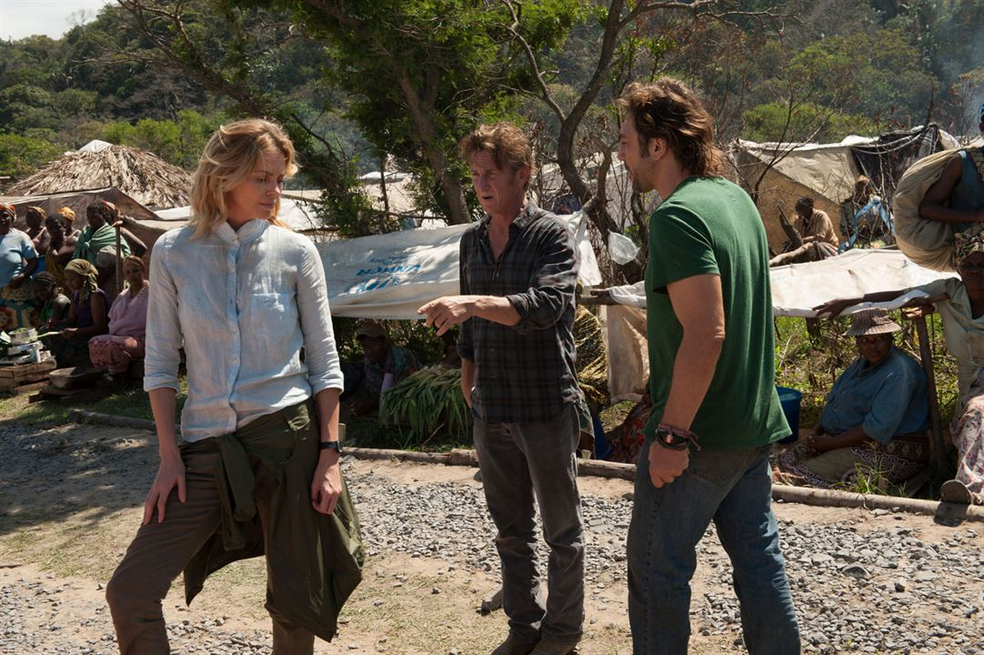 The Last Face : Photo Charlize Theron, Javier Bardem, Sean Penn