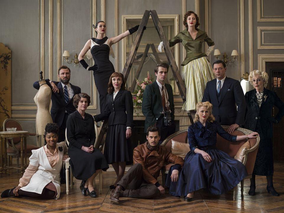 Photo Alexandre Brasseur, Alix Poisson, Bethan Mary-James, Frances de la Tour, Irène Jacob