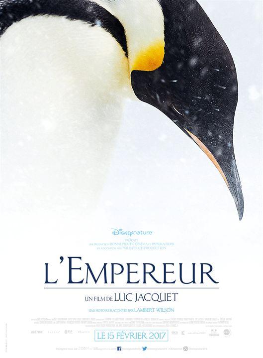 L'Empereur : Affiche