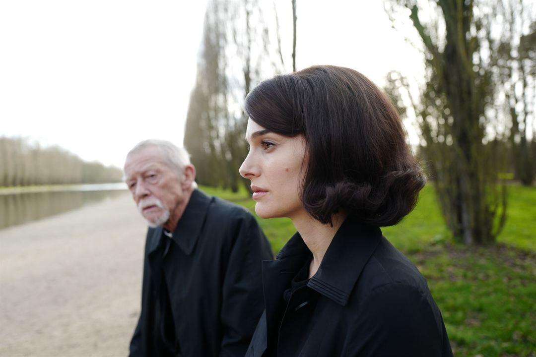 Jackie : Photo John Hurt, Natalie Portman